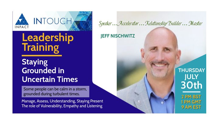 LEADERSHIP TRAINING WITH JEFF NISCHWITZ