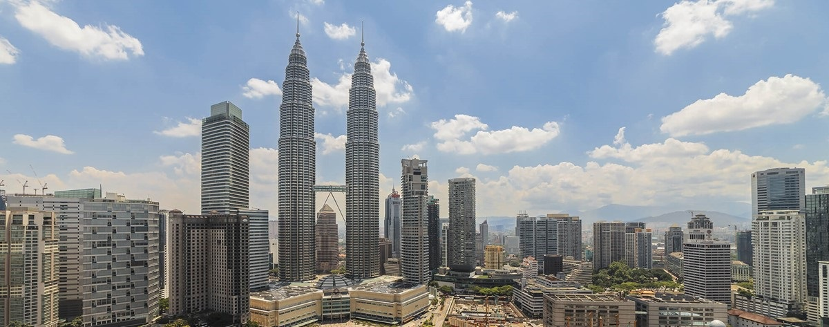 Center Of The Kuala Lumpur City At Noon 000048418100 Double