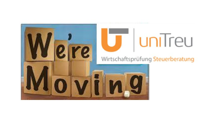 uniTreu GmbH and uniTreu Schimm & Partner moving to new offices