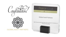 Global Audit Partners Award