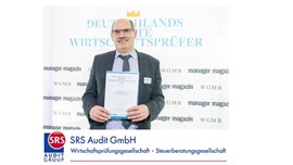 Srs Audit Group Won Two Top Industry Awards