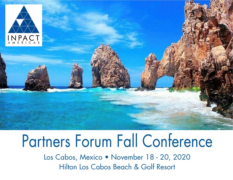 INPACT North America Partners Forum Fall Conference 2020