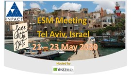 Esm Meeting Tel Aviv 21 23 May