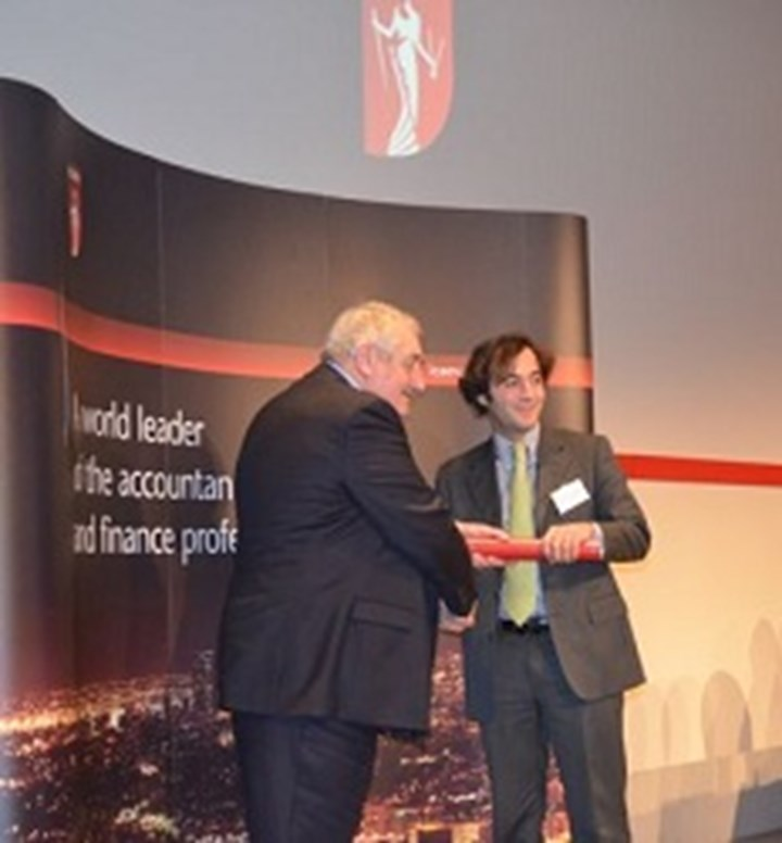 Marcello Rovida, INPACT Member, becomes one of the youngest ACAs in Italy